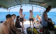 explore some gorgeous wrecks and rock formations with Poseidon Divers Hikkaduwa Sri Lanka (1)