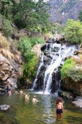 ravana falls SRI LANKA