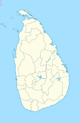 Polonnaruwa Sri Lanka Map