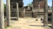 Sacred Quadrangle Vatadage Polonnaruwa Sri Lanka 20
