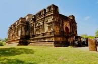 Sacred Quadrangle Vatadage Polonnaruwa Sri Lanka 42