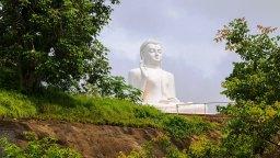 Sacred Quadrangle Vatadage Polonnaruwa Sri Lanka 54