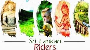 srilankan riders logo