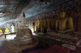 Dambull cave temple sri lanka