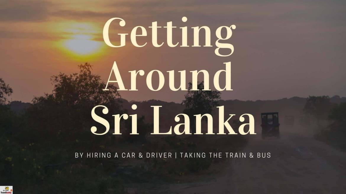Transport in Sri Lanka for Tourists