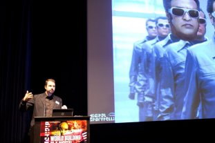 "More digital doubles in the Indian ""Endhiran the Robot"" film - Paul debevec at ""Digital Storytelling 2011"""