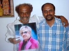 Unforgettable movement with Rajini sir