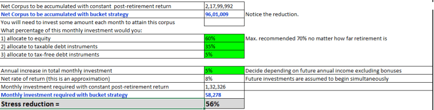 FIRE Up - Comprehensive calculator for Early Retirement 5