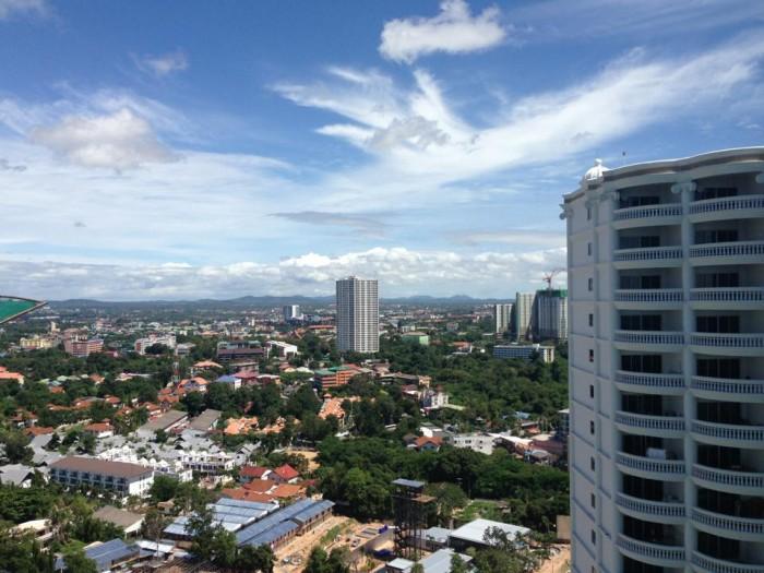 Pattaya back view