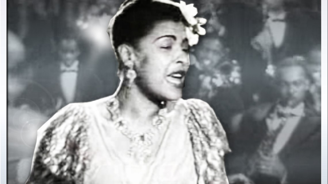 Billie Holiday – Lady Day By Night