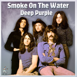Deep Purple – Smoke On The Water Live