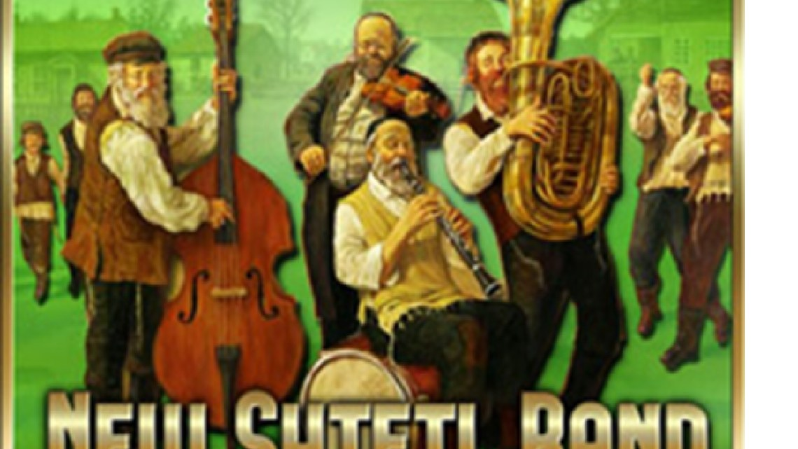 New Shtetl Band – Klezmer