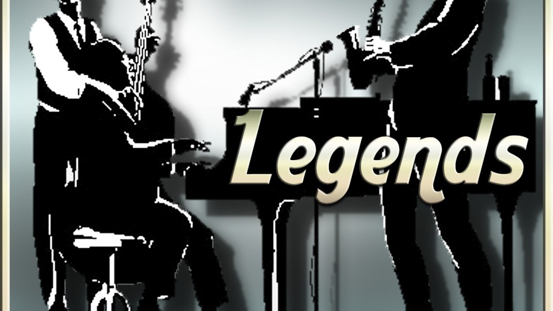 Lester Young & The Nat King Cole Trio – Legends