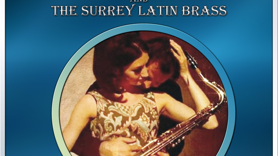 Pete Galladoro & The Surrey Latin Brass – Senor Swing