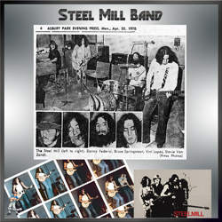 Steel Mill Band