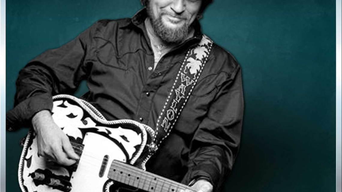 Waylon Jennings Live At J.D.'s