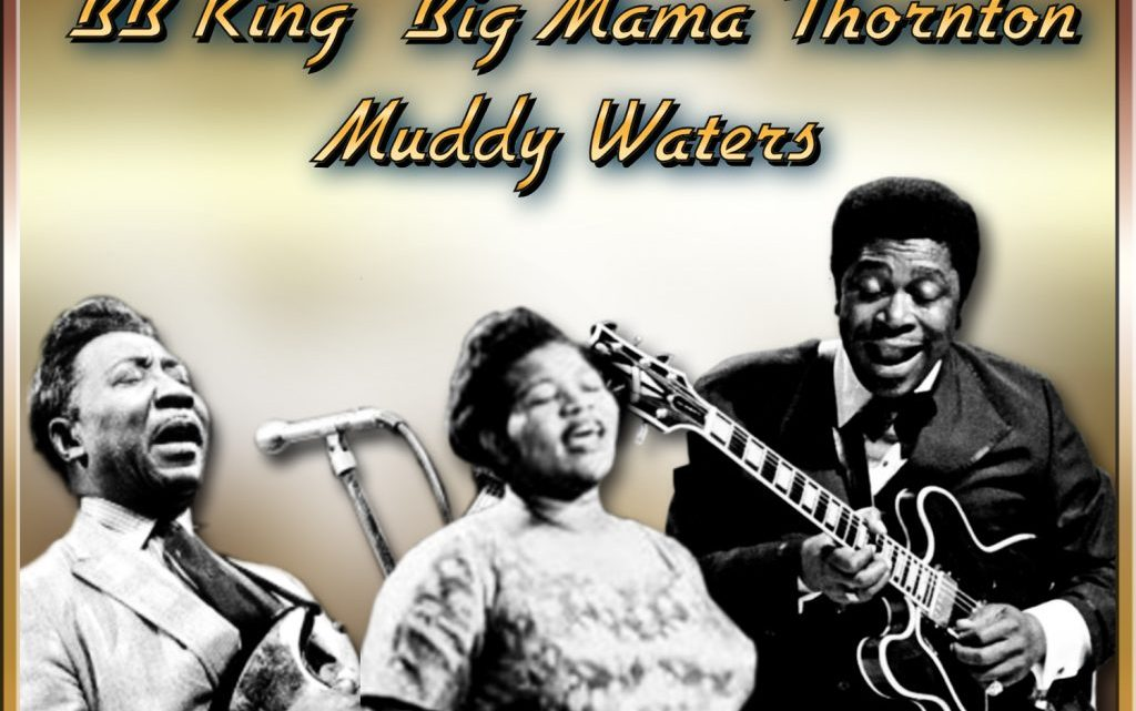 Live At Newport – B.B. King, Big Mama Thornton, Muddy Waters