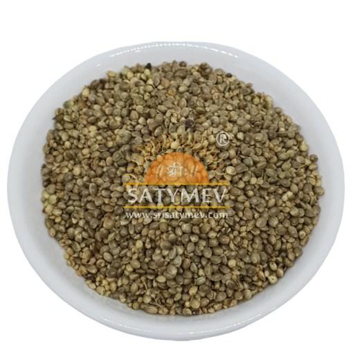 SriSatymev Bhang Beej | Hemp Seeds | Bhaang