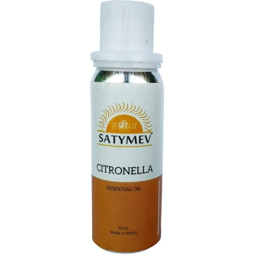 SriSatymev Citronella Essential Oil