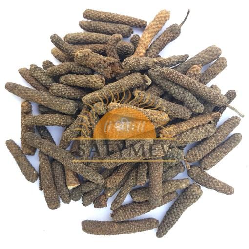 SriSatymev Whole Long Pepper | Pipal Badi | Long Pepper