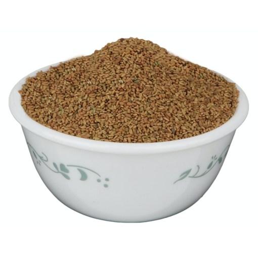 SriSatymev Kasuri Methi Seeds | Champa Methi | Fenugreek
