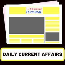 Learning Terminal Current Affairs