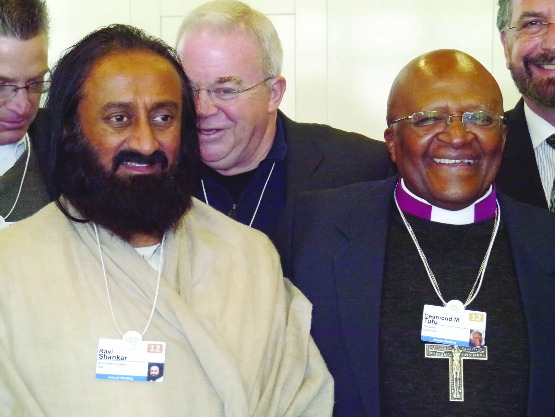 Faith Leaders at the World Economic Forum