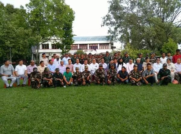 68 Manipur militants surrender thanks to efforts of Art of Living.