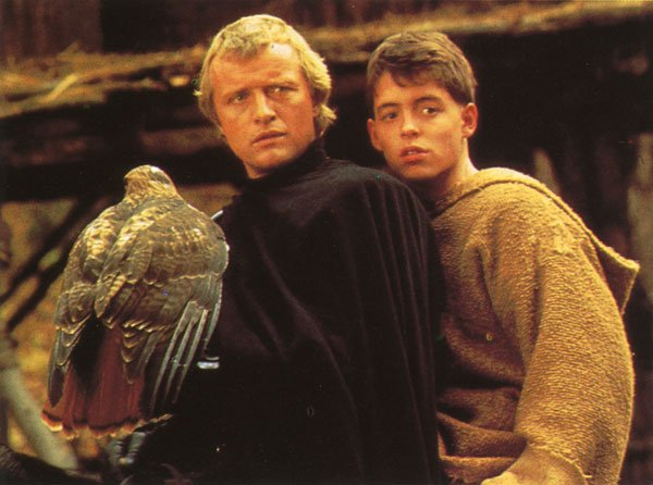 ladyhawke second