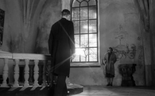 winter light communicants ingmar bergman ingrid thulin