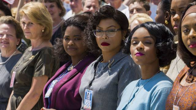 hidden figures second