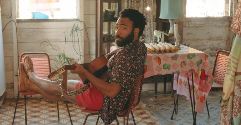 Guava Island - הסרט המוזר של צ׳יילדיש גמבינו