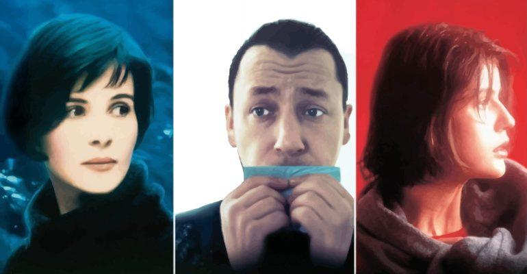 טרילוגיית ״שלושת הצבעים״ של קז׳ישטוף קישלובסקי