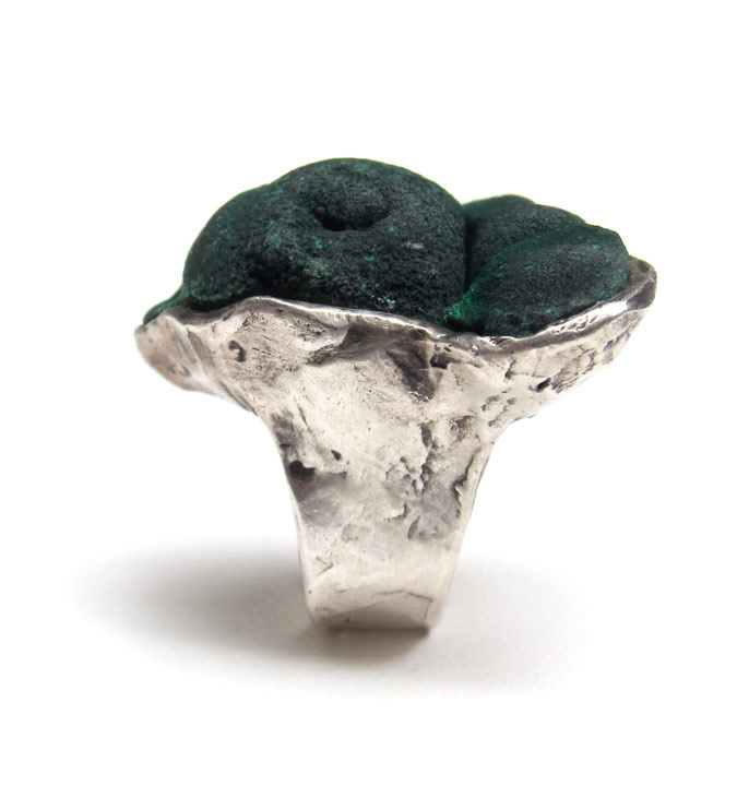 malachite ring susan ritter