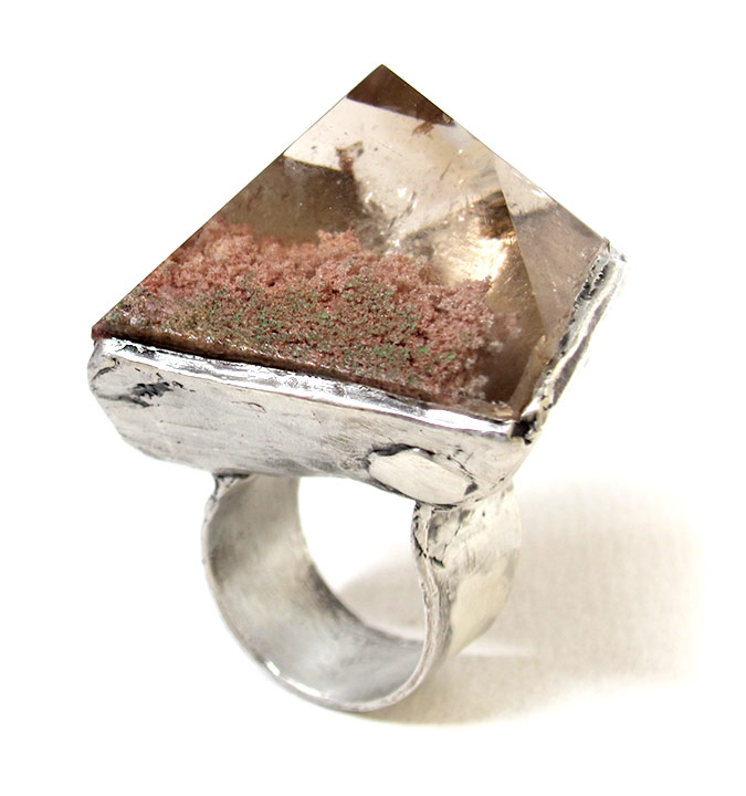 dendritic quartz ring susan ritter
