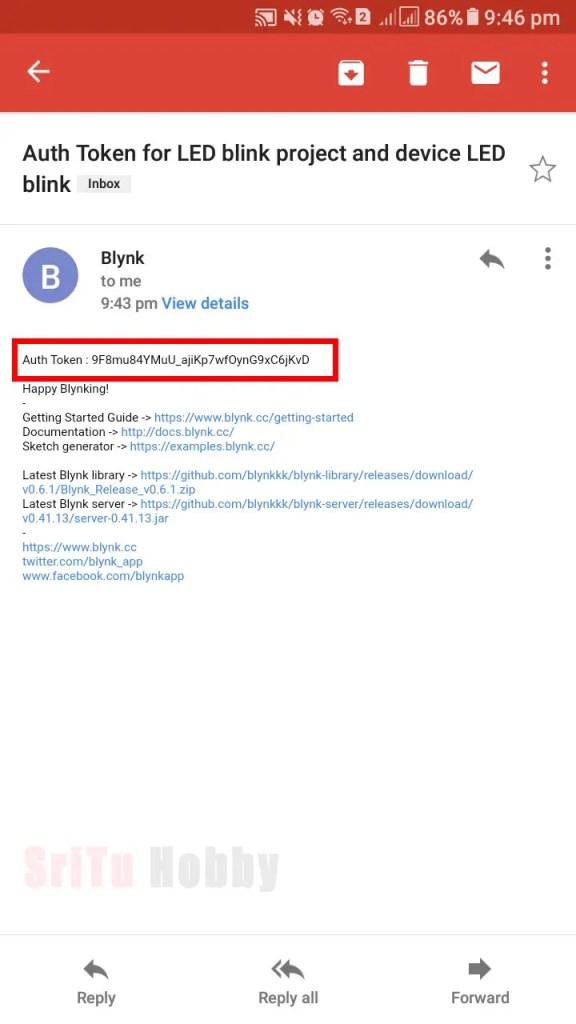 Blynk app Setup up Tutorial