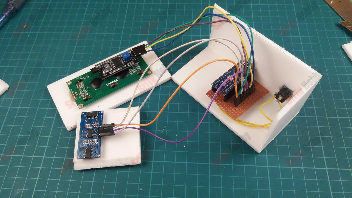 connect them to the Arduino board