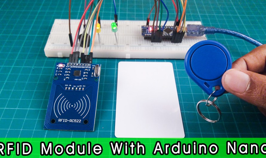 what is RFID module and how an RFID module works with Arduino