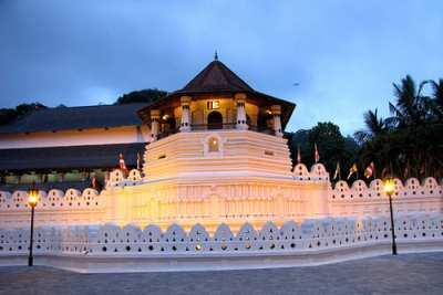 The Temple of the Tooth Relic