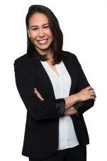 3/4 Body Portrait of Businesswoman
