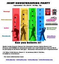 JointHousewarmingParty