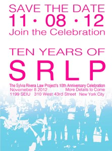 SRLP 10 Save the Date