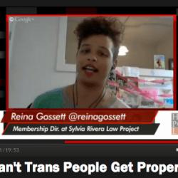Reina Gossett on HuffPost Live