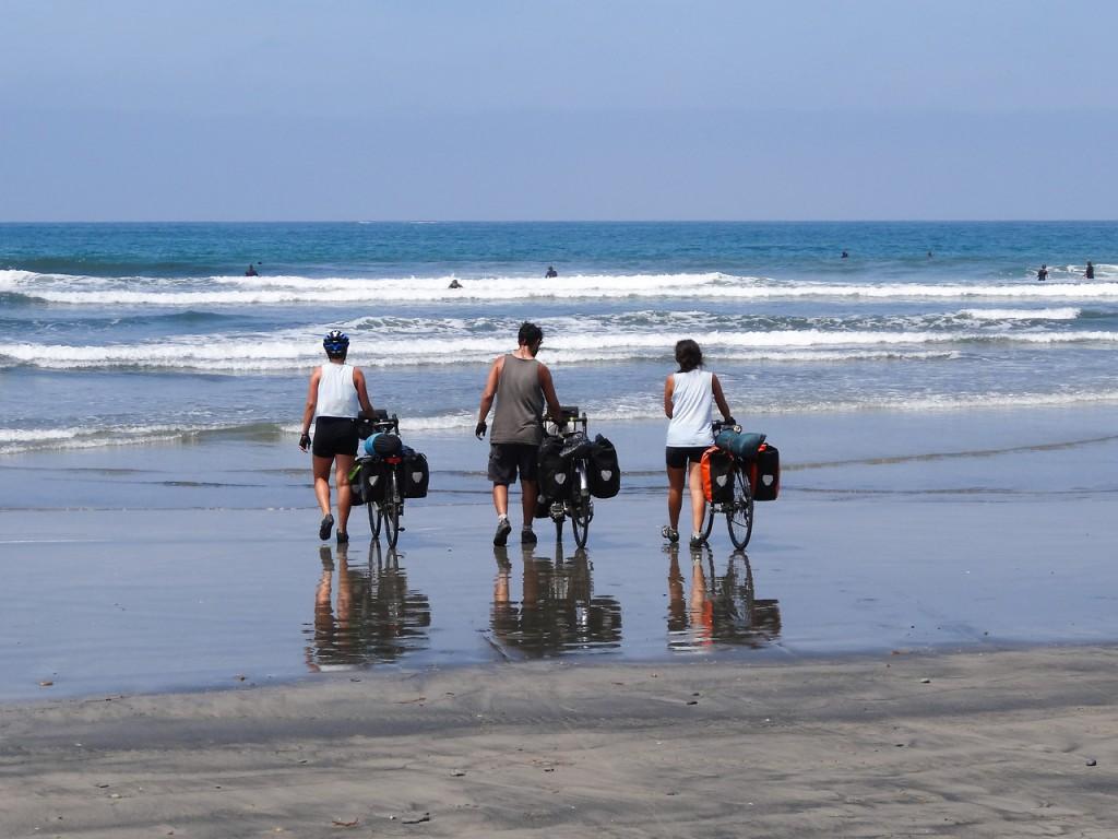 brazen saddles ocean
