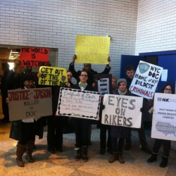 Jails Action Coalition photo 1-16-15