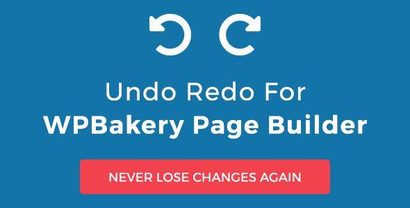 Undo Redo for WPBakery Page Builder   srmehranclub com