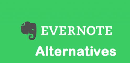BEST FREE ALTERNATIVES OF EVERNOTE