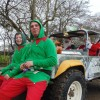 Santa & his elves come to Cow Farm!