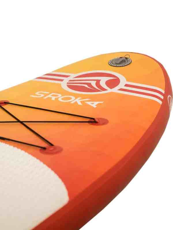 Sup Malibu 10'6 fusion orange