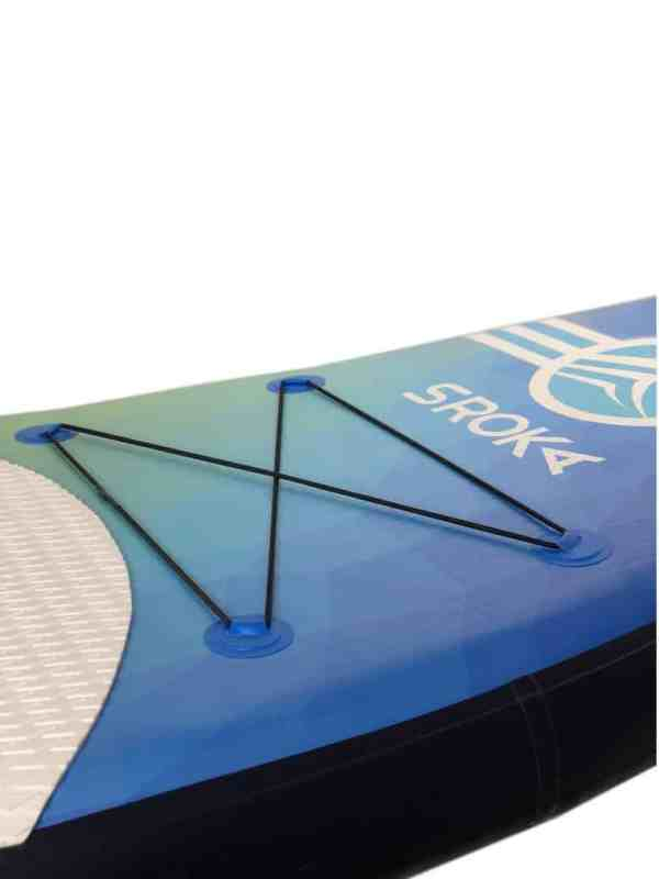 Sup Malibu 10 et 10'6 fusion bleu